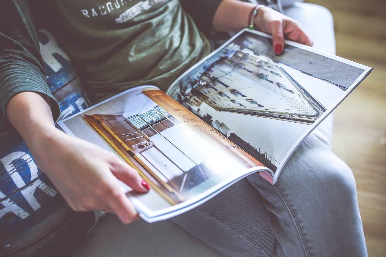 Stampa cataloghi on line: possibilità