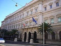 I palazzi Koch di Piazza Esedra a Roma