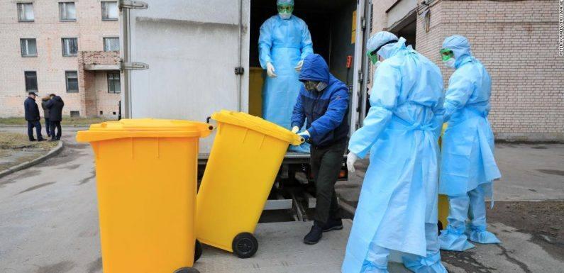 Gestione dei rifiuti e coronavirus: disposizioni per operatori e famiglie
